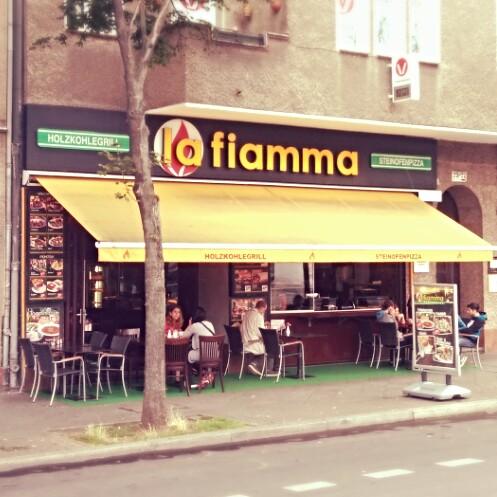 La Fiamma Prinzenallee