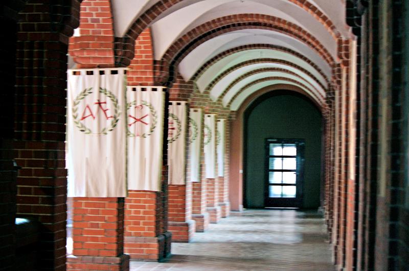 Das Institut Philipp Neri in der Graunstraße. Foto: Andrei Schnell