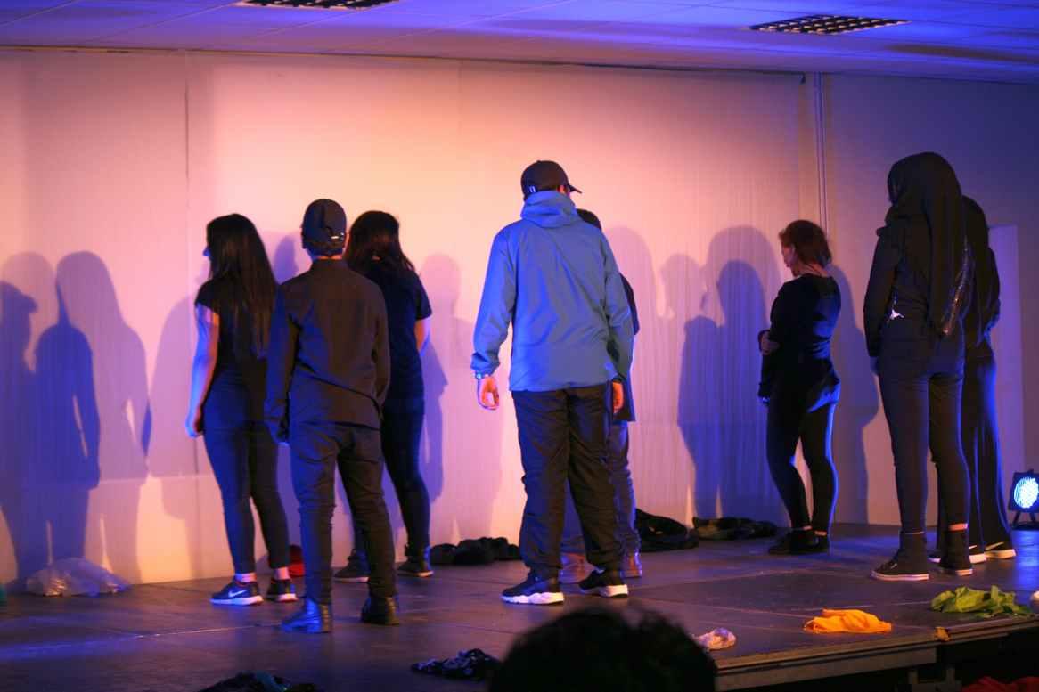 Biographisches Theater ist nicht die Aufführung eines Stücks. Foto Andrei Schnell.