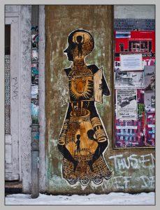 Berlin-Wedding, Streetart, Kunst im öffentlichen Raum