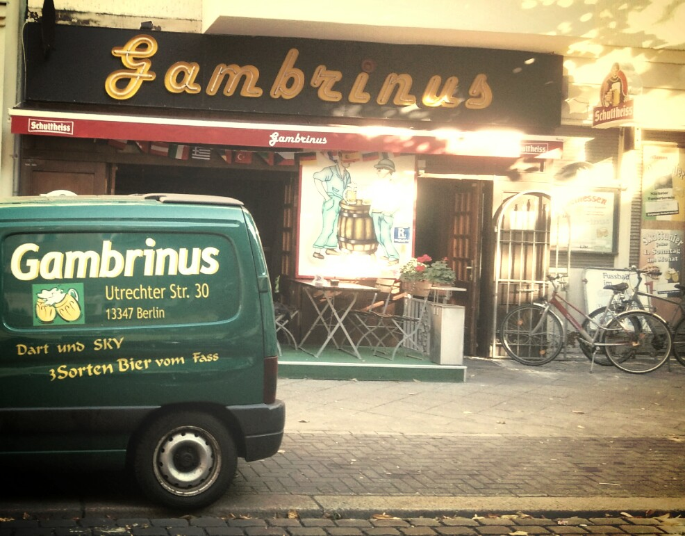 Gambrinus Utrechter Str