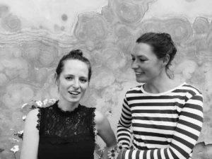 Organisieren das Favourites Film Festival: Paula Syniawa und Anna Jurzik. Foto: Promo.