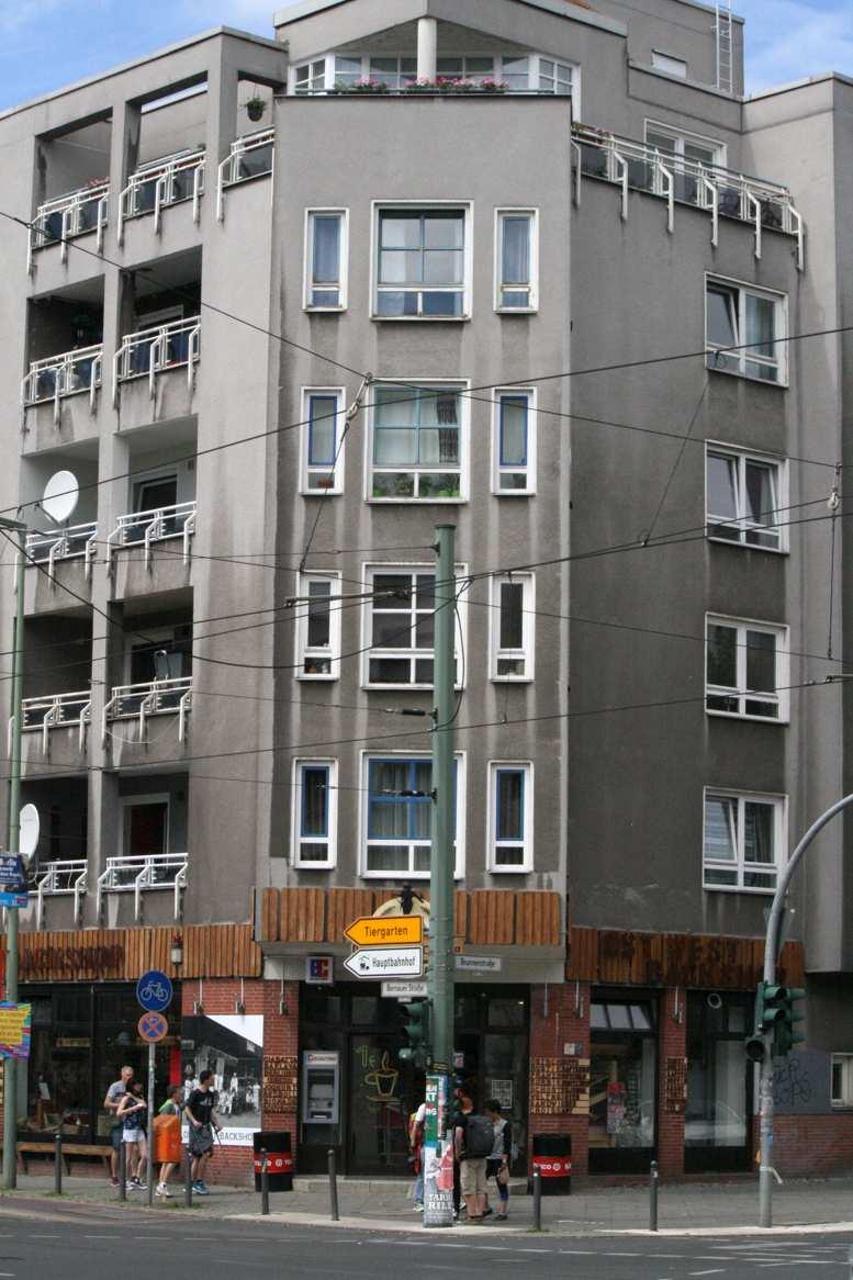 Mieter dieses Hauses kennen den Eigentümer nicht. Foto: Andrei Schnell.