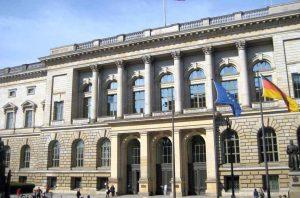 Das Berliner Abgeordnetenhaus. Foto Andrei Schnell.