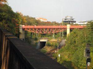 Humboldtsteg-Brücke-Gesundbrunnen