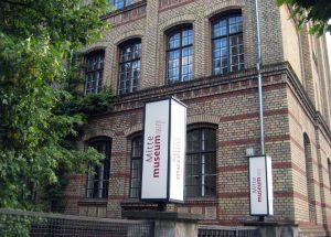 Das Mitte Musem in der Pankstraße. Foto: Dominique Hensel
