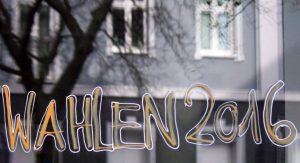 Berlin Wahl 2016. Foto Andrei Schnell.