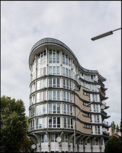 Foto: Sulamith Sallmann, 2016, Wohnhaus, Haus, Gebäude