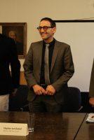 Bezirksbürgermeister Stephan von Dassel. Foto Andrei Schnell.