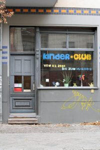 Soldiner Straße 5. Hier war 13 Jahre lang der Kinderclub. Foto: Andrei Schnell