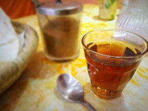 Arabischer Tee