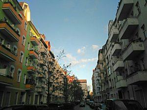Kolonialer Straßenname Kiautschoustraße