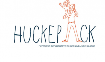 Logo der Initiative für geflüchtete Kinder