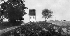 Schmales Handtuch, Müllerstraße, Wedding, historisch