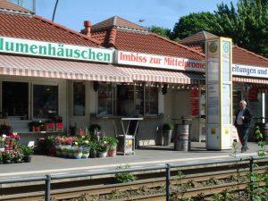 Imbiss, Seestraße