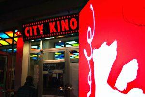 2017 zum zweiten Mal bei der Berlinale dabei: das City Kino Wedding. Foto: Albert Warth.