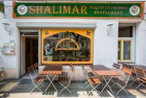 Das Shalimar: Außenansicht. Foto: Betreiber Shalimar