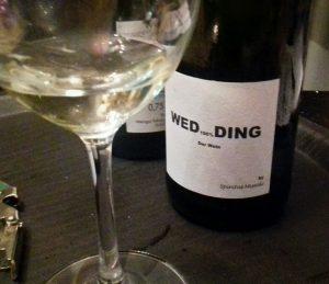 Wedding Wein