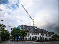 Jugendherberge, Hostel, HostelO, Neubau, Berlin-Gesundbrunnen, Campus Viva