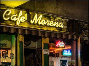 Café Morena, Malplaquetstraße, Kneipe, Wedding, Lokal