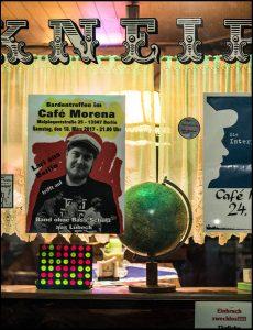 Café Morena, Malplaquetstraße, Kneipe, Wedding