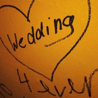 WG-Bar, Wedding, Herz