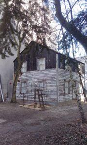 Rosa Parks Haus Wriezener Str
