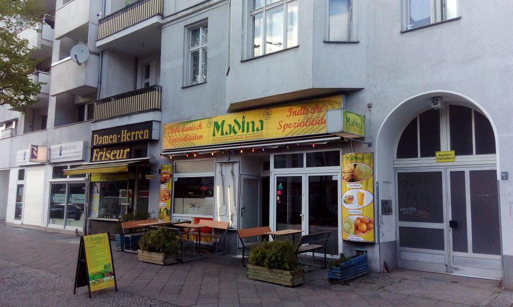 Das Madina Halal ist ein Geschmackserlebnis