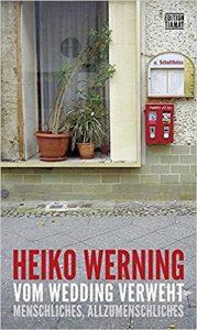 Das Cover des neuen Buches von Heiko Wernig.