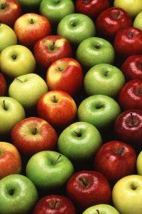 So müssen Äpfel sein. Oder geht es auch anders? Foto: Wikipedia