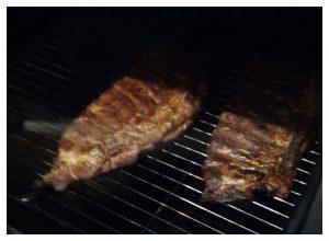 Lino's Barbecue Restaurant Fleisch
