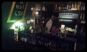 Tarkan an der Bar im Studio 7