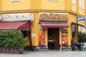 Bäckerei Schönwalder Straße