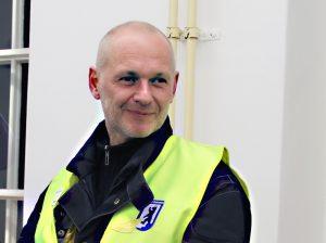 Unterwelten-Chef Dietmar Arnold. Foto: Hensel