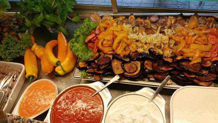 Libanesische Saucen zum Falafel