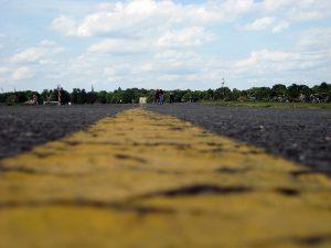 Wollen wir auch: Viel Platz für alles Mögliche wie hier auf dem Tempelhofer Feld. Foto: Hensel