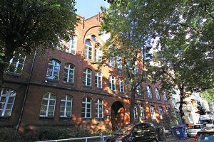 Andersen-Grundschule. Foto: Dominique Hensel