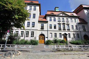 Brüder-Grimm-Grundschule. Foto: Dominique Hensel