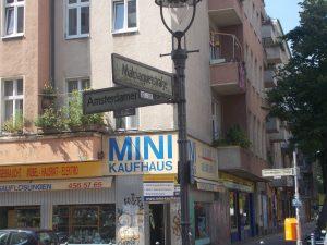 Straßenansicht Malplaquetstraße