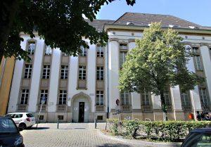 Erika Mann Grundschule. Foto: Dominique Hensel