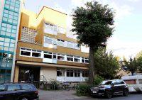 Freie Schule am Mauerpark. Foto: Dominique Hensel