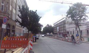 Neubau Gerichtsstraße