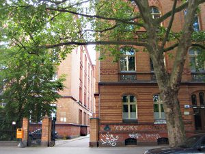 Gustav-Falke-Grundschule. Foto: Dominique Hensel