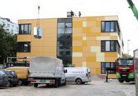 Neue Grundschule. Foto: Andrei Schnell