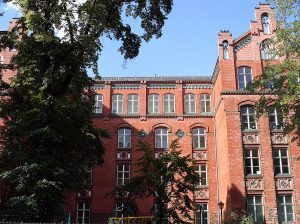Schule am Zillepark. Foto: Andrei Schnell