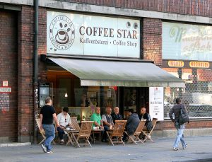 Coffee Star in der Müllerstraße. Foto: Dominique Hensel