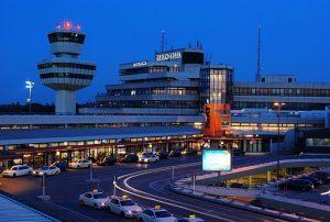 Flughafen Tegel. Foto: Michael F. Mehnert/via Wikimedia Commons