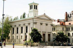 St.-Paul-Kirche in der der Badstraße 50. Foto: Andrei Schnell