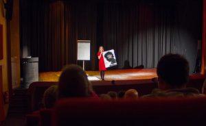 Plakatversteigerung im City Kino. Foto: City Kino