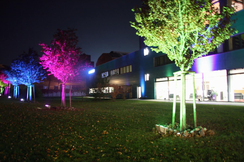 Berlin leuchtet Laserline